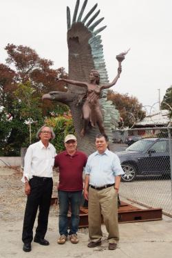 Tìm mọi cách tôn sùng kẻ giúp giặc Pháp - Xây dựng Tượng Đài Petrus Truong Vinh Ky- là lòng dân nào ?
